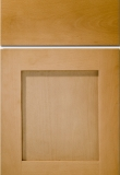 Beech Honey Shaker Door Photo